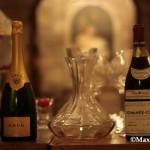点评库克香槟ChampagneKrug和罗曼尼康帝Romanee Conti 1987