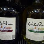 美国加州葡萄酒发现之旅(I) —超市探酒Funny wines in the supermarket