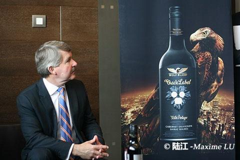 Chris Hatcher - Chief Wine Maker of Wolf Blass