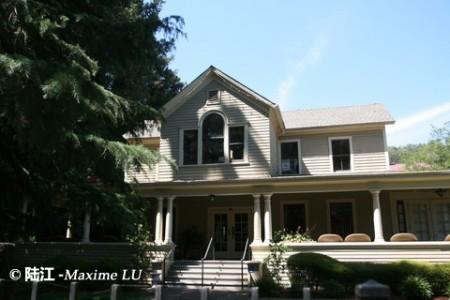 贝灵哲酒园Beringer Hudson House