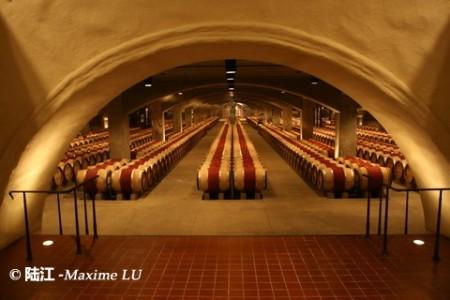 罗伯特. 蒙达维酒庄(Robert Mondavi Winery)的酒窖