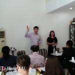 与勃艮第传奇酿酒名师Nicolas Potel一起品酒