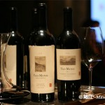Wine Dinner of Yao Family Wines -姚明葡萄酒业品酒晚宴